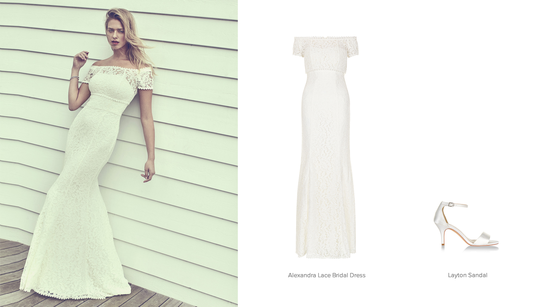 Alexandra Bridal Dress