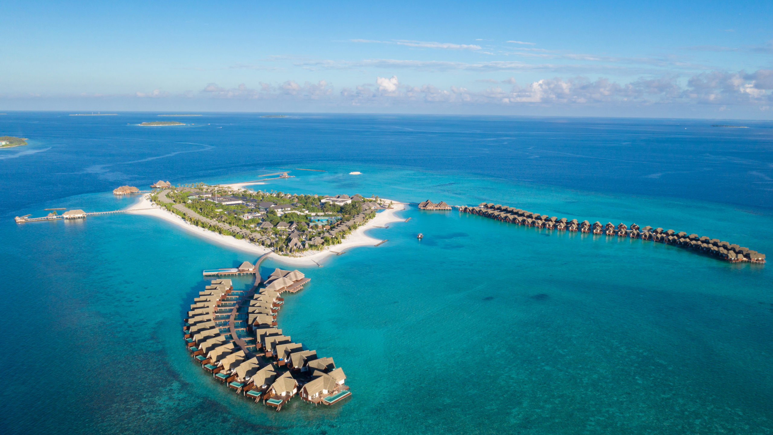 Honeymoon Destination: The Maldives Edition