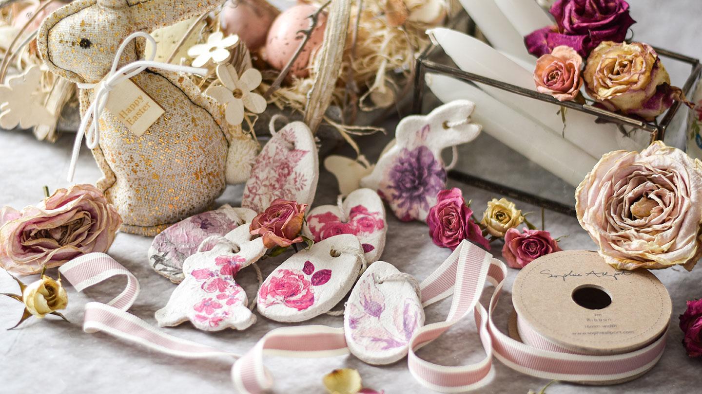 Easter Crafts with Marlenka & Flo