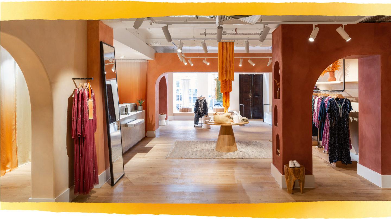 New Boutique Store: Marylebone High Street