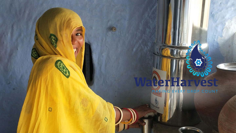 Monsoon Trust: WaterHarvest