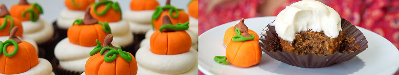 Halloween Baking with Laura Adlington